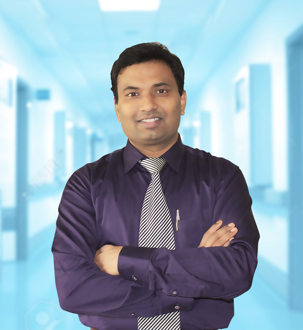About Dr. Sunil Dachepalli